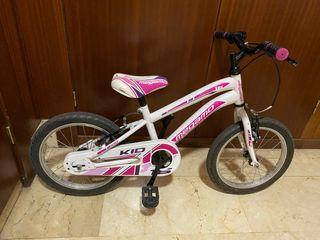 "Bicicleta Megamo 16"" Kid"