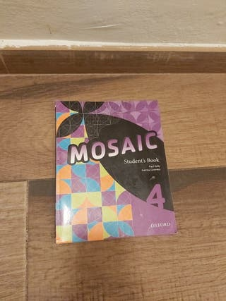 STUDENT'S BOOK 4ESO MOSAIC OXFORD
