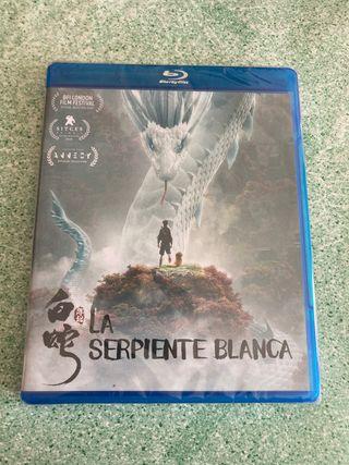 La serpiente blanca ( Blu Ray )
