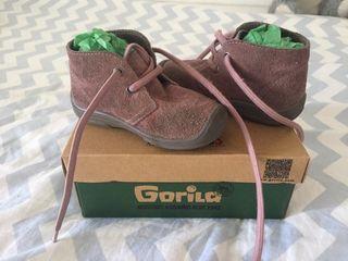 Botas niña marca Gorila