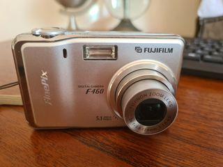 Camara fujifilm finepix F460
