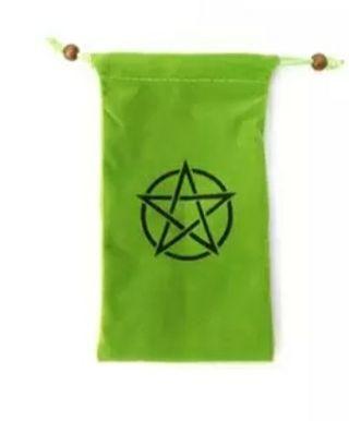 bolsa tarot pentagrama