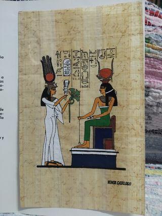 Papiro original