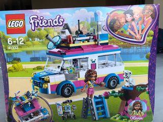 Lego Friends 41333 Bus de la amistad