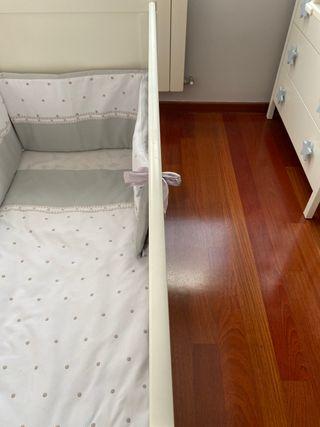 Cuna bebe Ikea