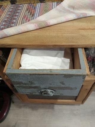 Mueble Bar rústico vintage