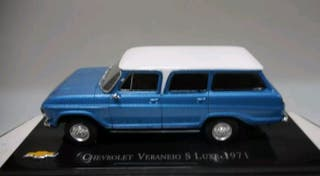Furgoneta Chevrolet, esc. 1/43