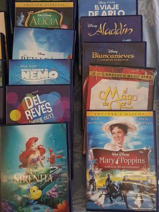 películas Disney