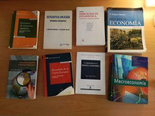Libros Economía
