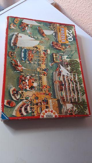 Puzzle 220 piezas