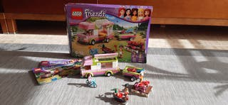 Lego friends autocaravana