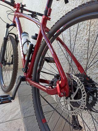 "Bicicleta MTB 29"" 1x9"
