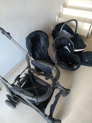 carrito bebe marca neonato