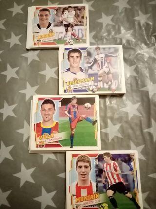Cromos Liga Este 2011-12