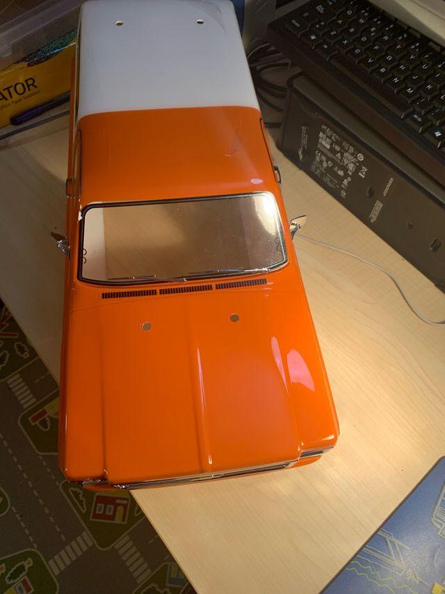 Carrocería Traxxas Chevrolet Blazer