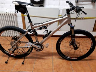"""Bicicleta GHOST BTT 26"""" Talla M precio 400E"""