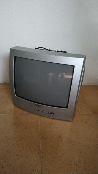 Televisión CRT TV entrega en Madrid también