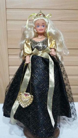 Muñeca tipo Barbie princesas