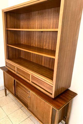 Mueble aparador madera años 60