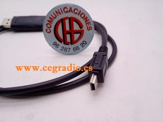 Cable USB De programación Para Anytone AT-6666