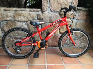 "Bicicleta Megamo Open Junior 20"""