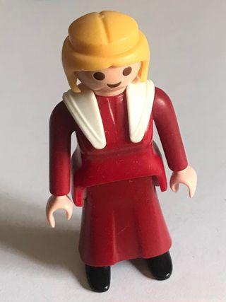 Playmobil dama criada victoriana