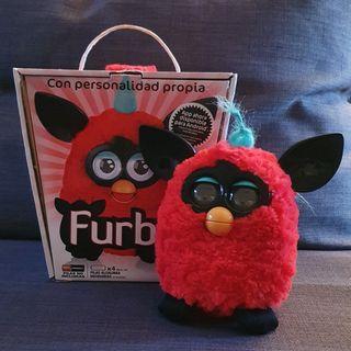 Furby. Color rojo