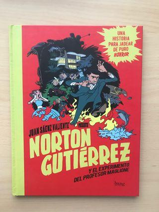 CÓMIC NORTON GUTIÉRREZ