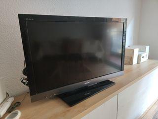 Televisión Sony bravia + Chromecast