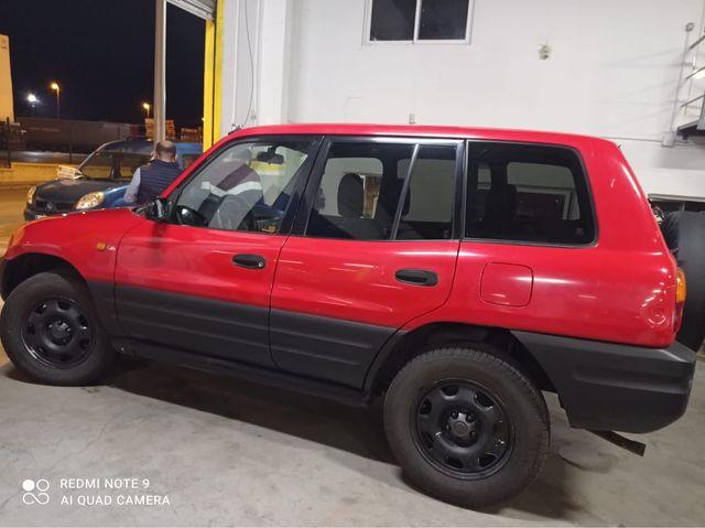 Toyota rav 4 Rav4 1995