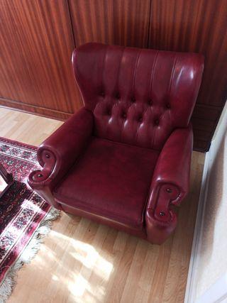 sillón clásico