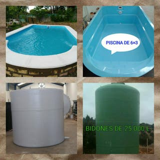 Fabricantes de poliester, piscinas, depositos...