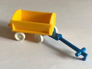 Playmobil vagoneta para niños antigua