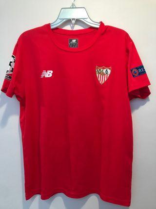 Camiseta sevilla champions