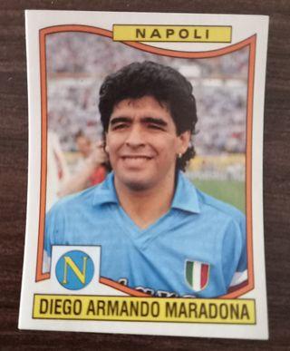 Cromos Maradona Panini