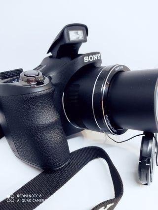 Potente cámara Sony, Impecable. fotos y vídeos HD