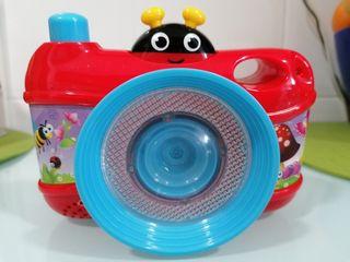 Cámara fotos juguete