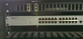 ALLIED TELESIS SWITCH gestionable AT-FS750/24