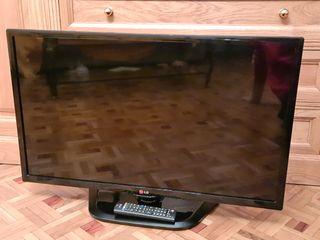 "Televisor LG 32"""