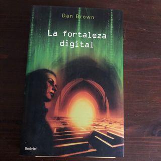 Libro La Fortaleza Digital de Dan Brown