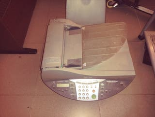 fax i impresora