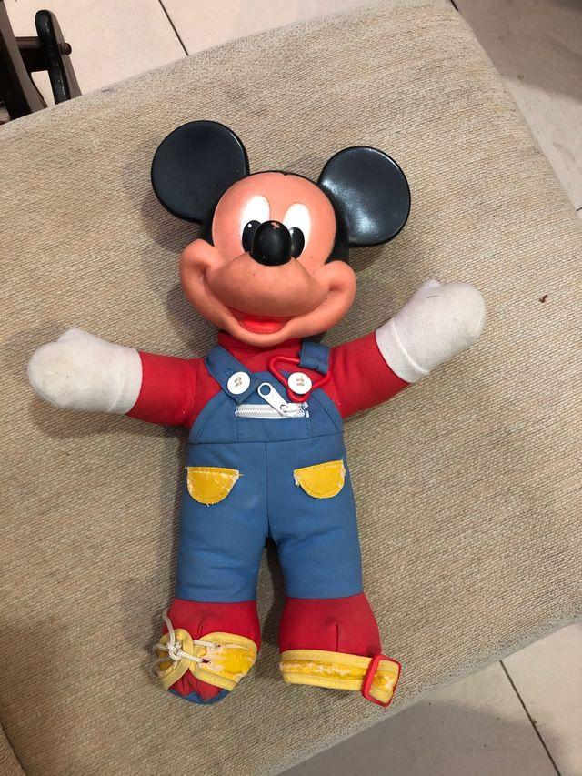 Muñeco Mickey Mouse Disney