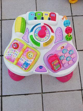 Mesa interactiva bebé Vtech