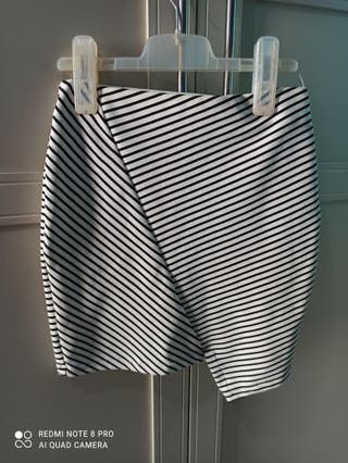 falda de tubo