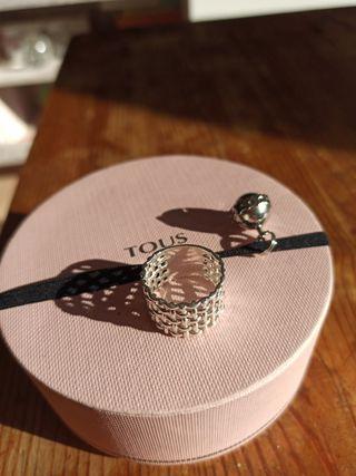 anillo Tous