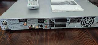 Dvd grabador SONY RDR-HX720