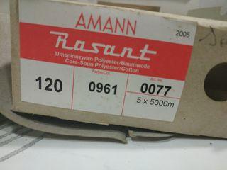Bobinas de hilo Amann Hasant