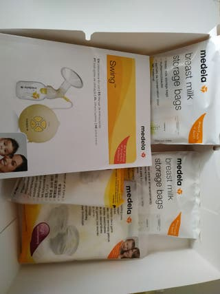 Sacaleches Medela Switch