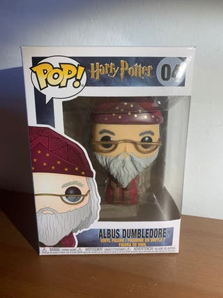 Funko Albus Dumbledore 04 nuevo Harry Potter