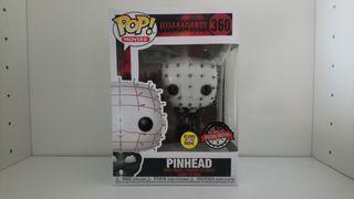 Hellraiser Pinhead GITD Exclusivo Funko Pop 134